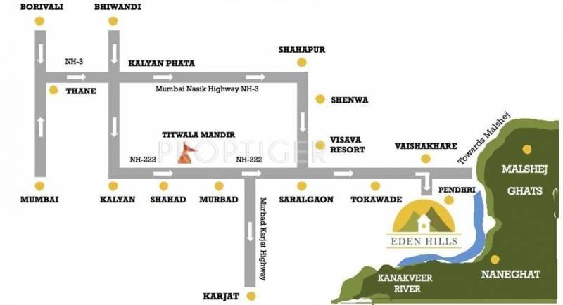 Images for Location Plan of Shantai Associates Eden Hiils