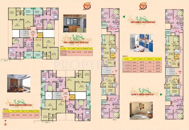 Images for Cluster Plan of Vaishnavi Dham