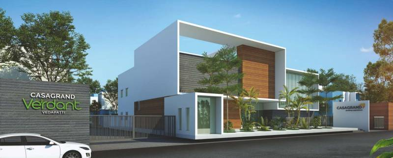 Images for Elevation of Casagrand Verdant Villas