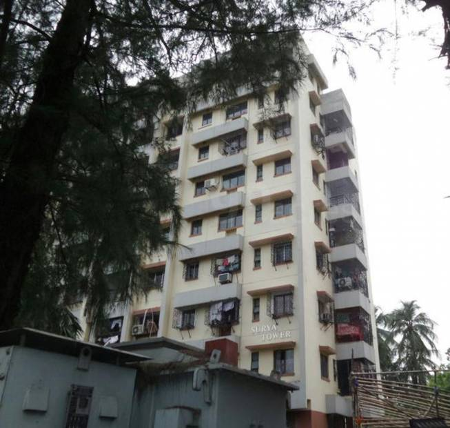 Images for Elevation of Reputed Builder Surya Tower