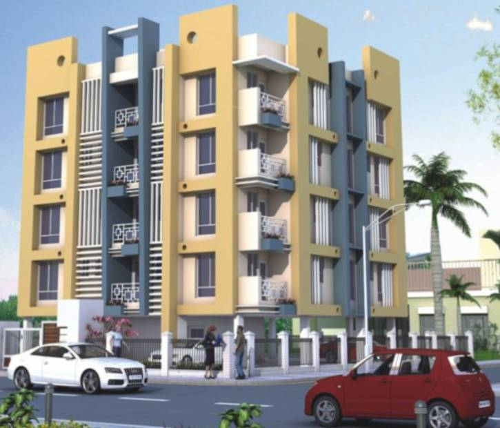 Images for Elevation of SMN Girija Bhaban