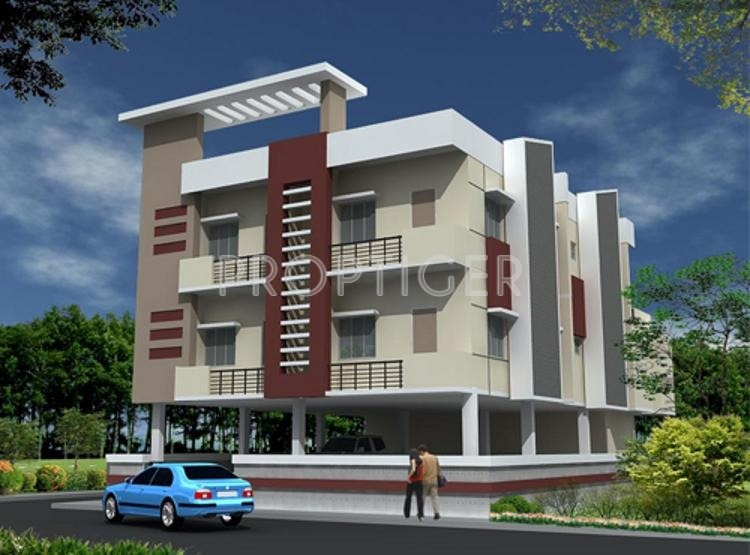 Images for Elevation of Shriram Prarthana
