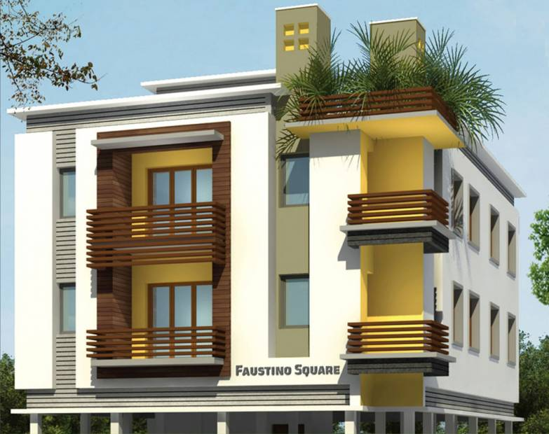 Images for Elevation of Four Faustino Square