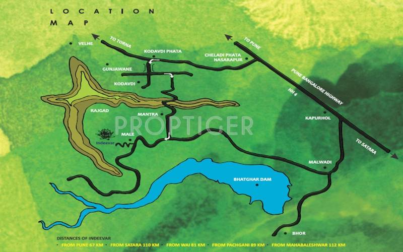 Images for Location Plan of Rajmudra Indeevar