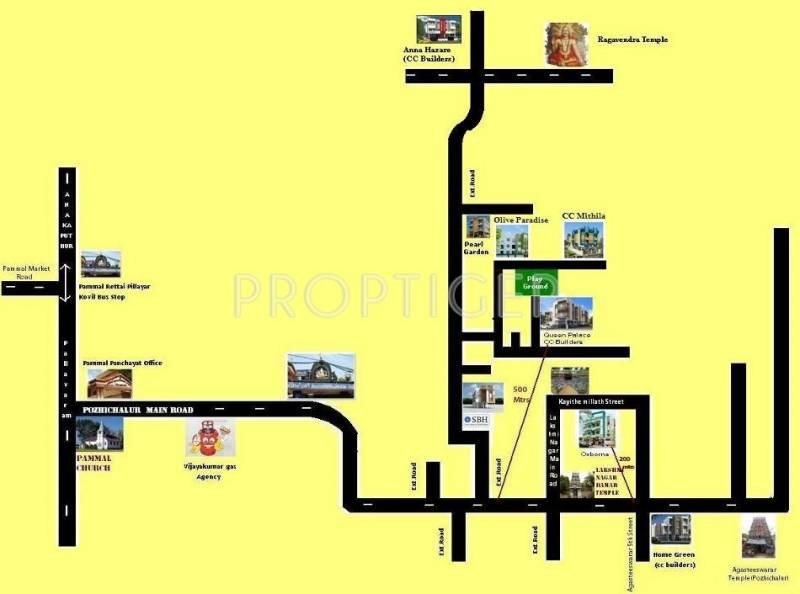Images for Location Plan of CC Mithila