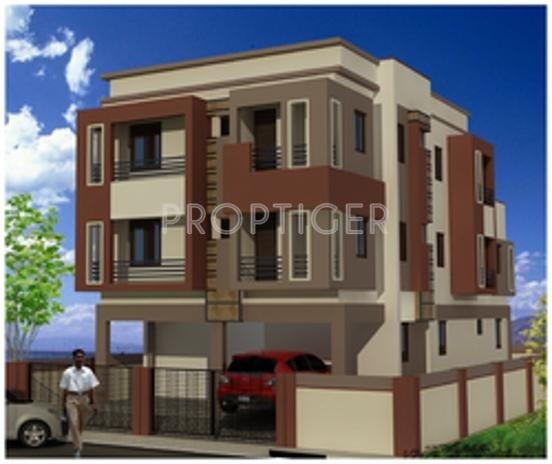 Images for Elevation of CC Balaji Enclave