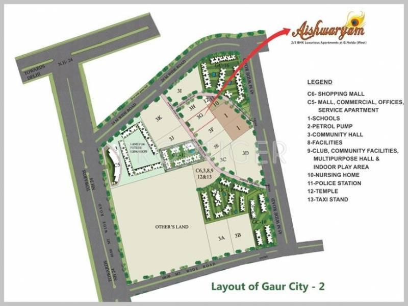 Images for Master Plan of Wall Rock Aishwaryam