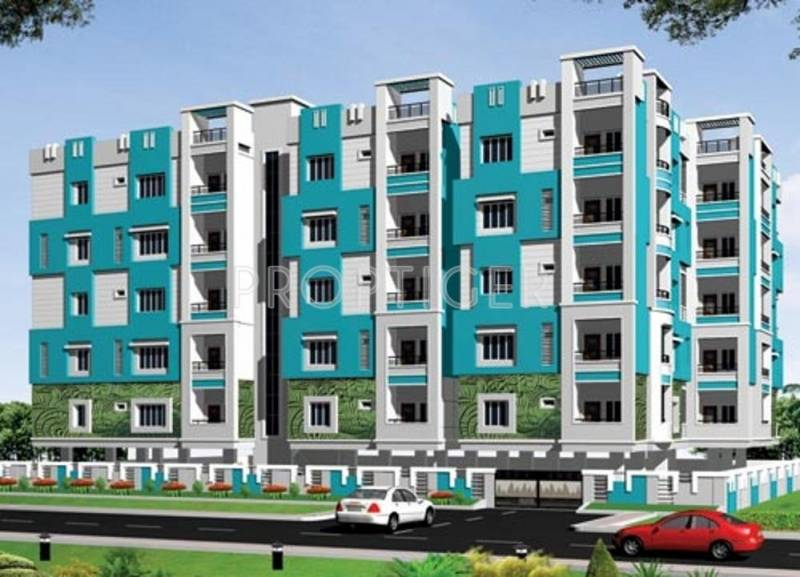 Images for Elevation of Sunrise Builders Sri Nainas Sunrise