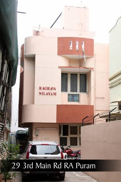 Images for Elevation of Redbrick Raghava Nilayam