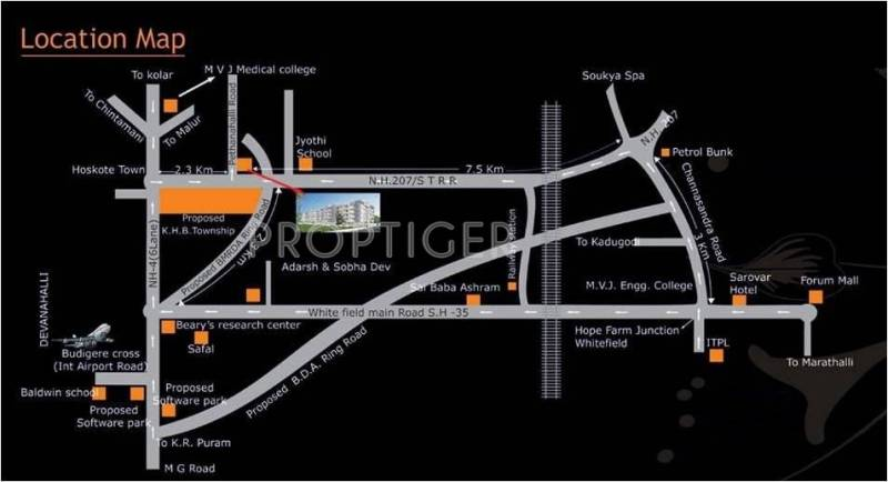 Images for Location Plan of Definer Serene Drive