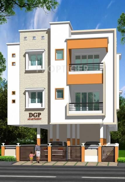 Images for Elevation of DGP Builders Alandur
