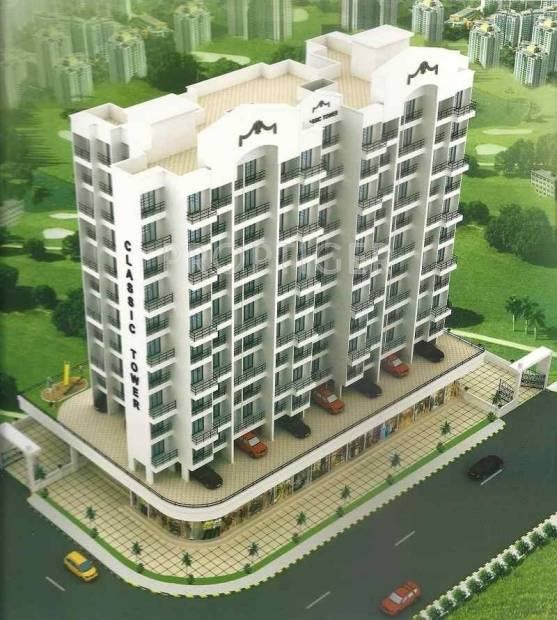 Images for Elevation of Dwisha Classic Tower