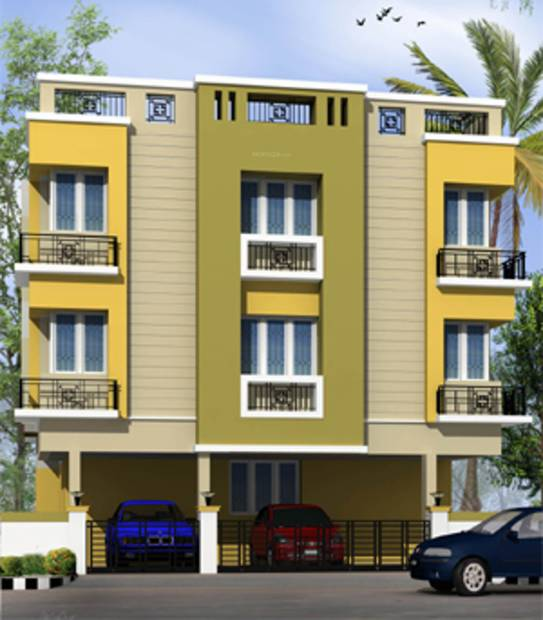 Images for Elevation of Queens Sri Gowri