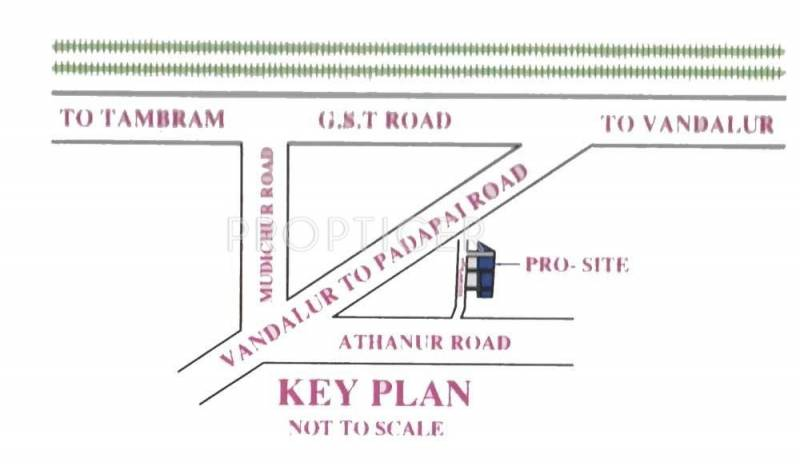 Images for Location Plan of City Kabi Nagar