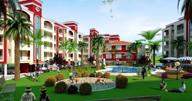 Images for Elevation of Emerald Sangolda Residency