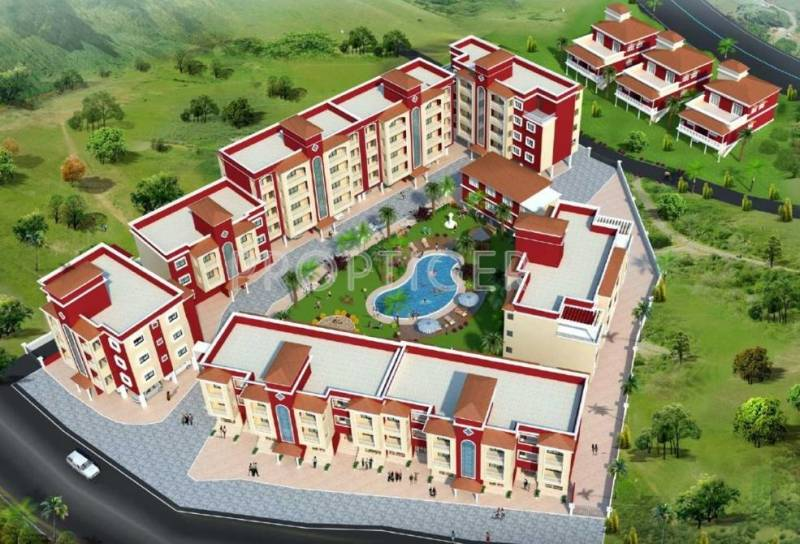 Images for Elevation of Emerald Sangolda Residency