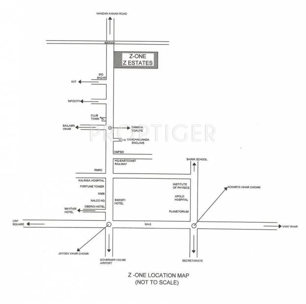 Images for Location Plan of  Z1