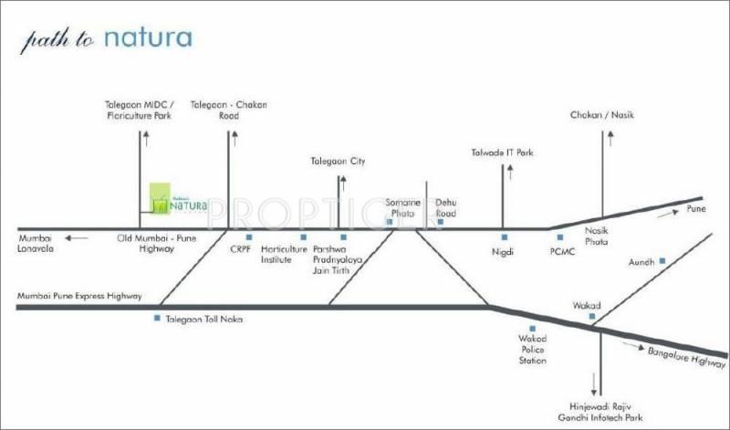 Images for Location Plan of Mas Mahavirs Natura