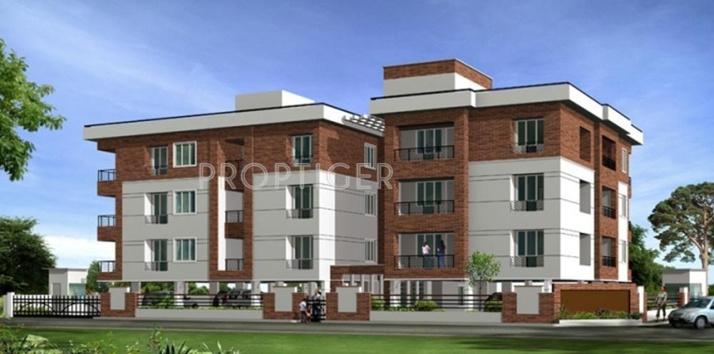 1835 Sq Ft 3 Bhk 3t Apartment For Sale In Sushen Constructions Navaratna Karapakkam Chennai
