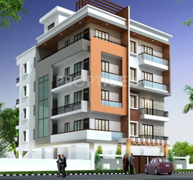 Images for Elevation of Puja Wilson Garden