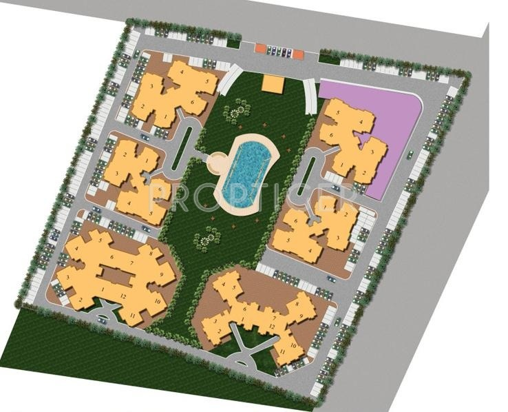 Images for Layout Plan of Paramount Orchid