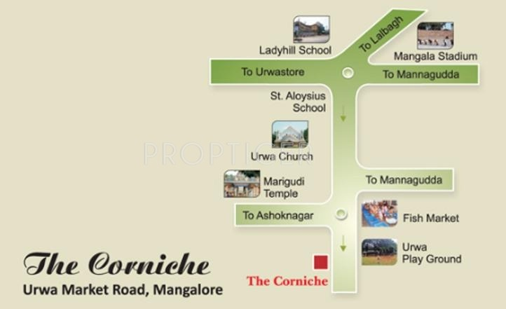 Images for Location Plan of Marian The Corniche