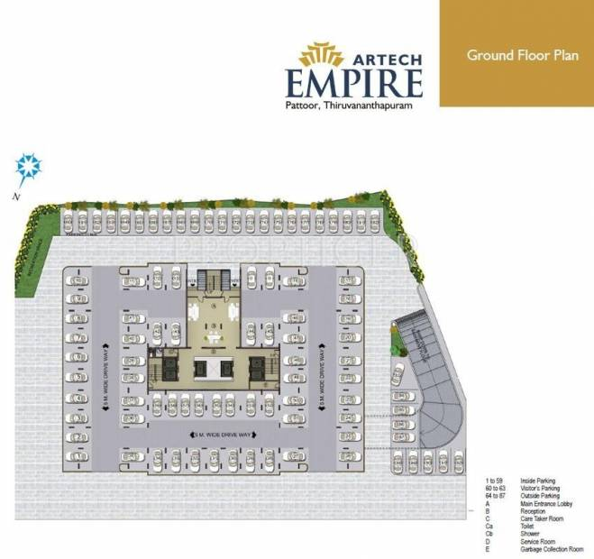 Images for Cluster Plan of Artech Empire