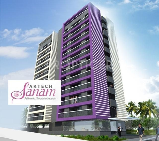 Apartment Realtors: 1825 Sq Ft 3 BHK 3T Apartment For Sale In Artech Realtors