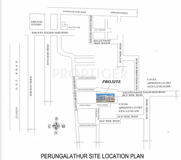 Images for Location Plan of Sudarsan Sudarsan Acres