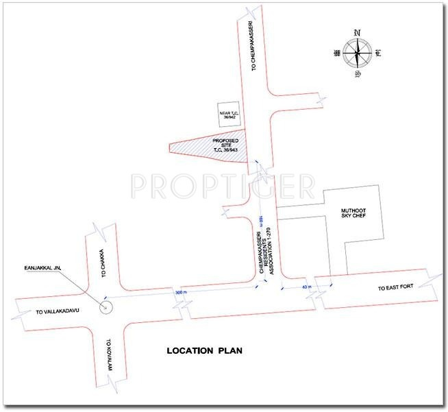 Images for Location Plan of Artech Sarala