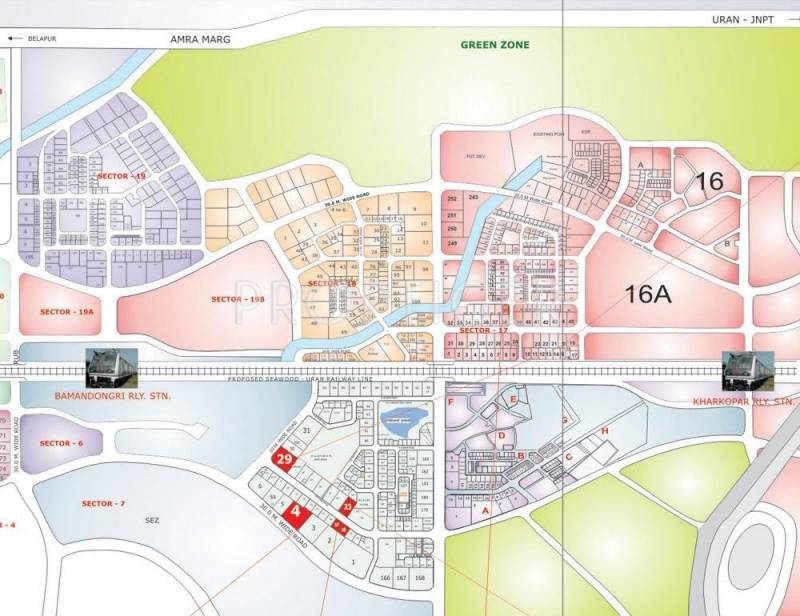 sky-oasis Images for Location Plan of Bhagwati Sky Oasis