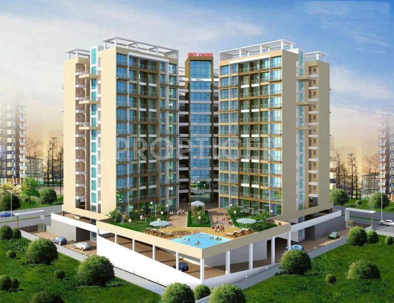 sky-oasis Images for Elevation of Bhagwati Sky Oasis