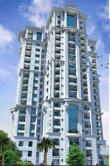 Images for Elevation of Artech City Meenakshi