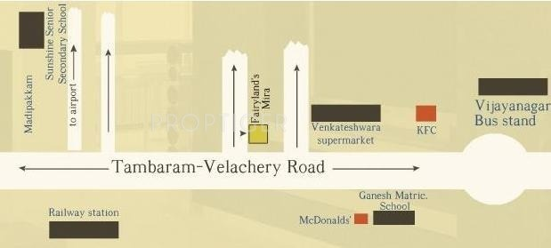 Images for Location Plan of Fairyland Mira Pearl