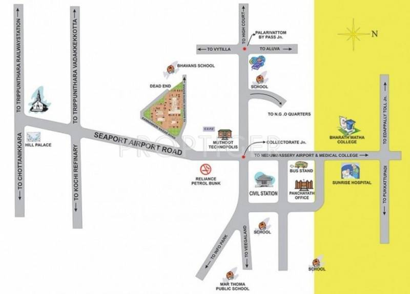 Images for Location Plan of Seawood Anchor