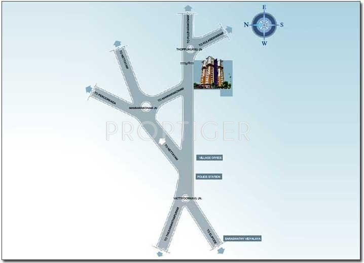 Images for Location Plan of Artech Rohini