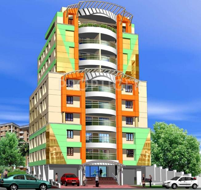 Images for Elevation of Artech Venpakal Heights