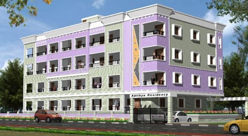 Images for Elevation of Divya Aditya Residency