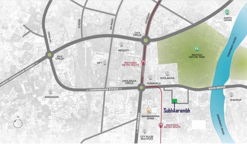 Images for Location Plan of Shubh Aarambh