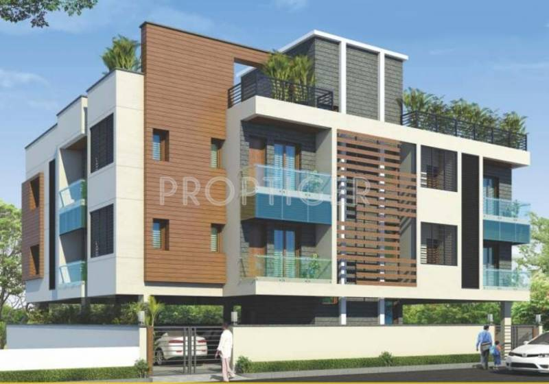 Images for Elevation of Poomalai Housing Sreeya