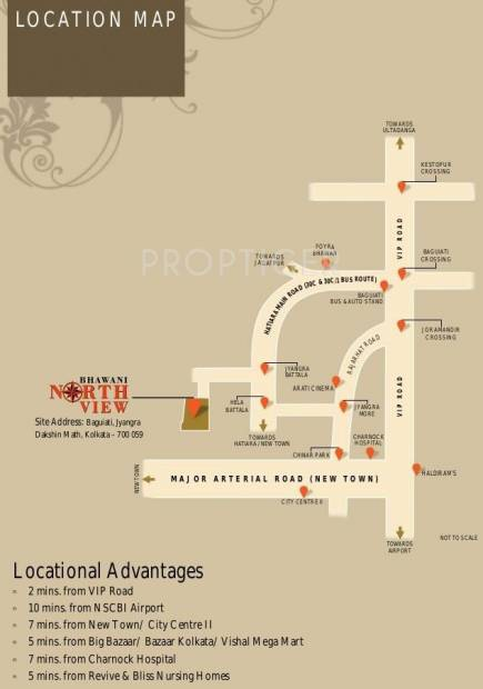 Images for Location Plan of Bhawani North View