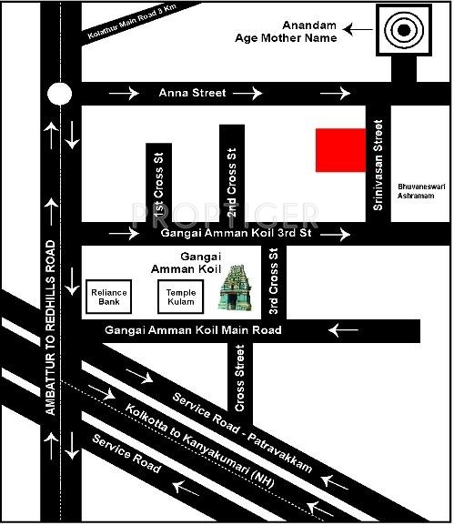 Images for Location Plan of Arthi Varaha