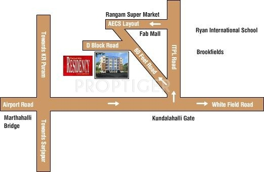 Images for Location Plan of CMRS Parimala Ivory