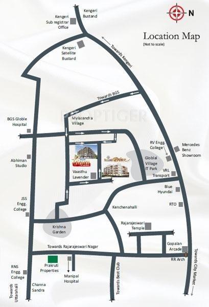 Images for Location Plan of Neeladri Princess
