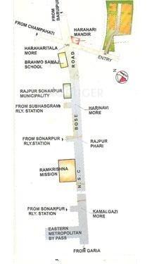 Images for Location Plan of BGA Amrita Garden
