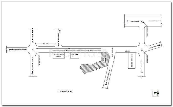 varsha Images for Location Plan of Artech Varsha