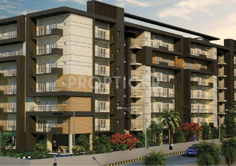 Images for Elevation of Earthcon Rajpur Greens