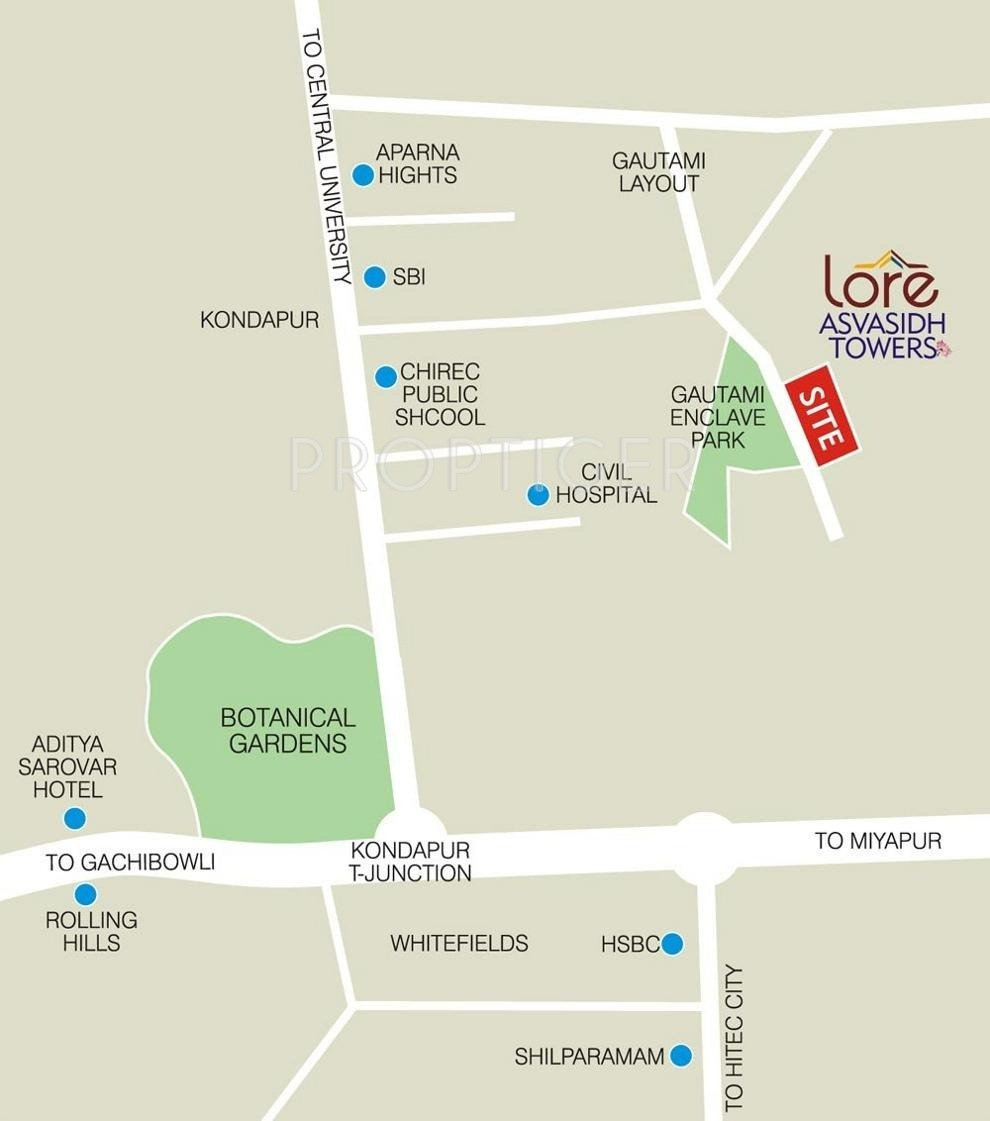 Rate Your Apartment: 1438 Sq Ft 3 BHK 3T Apartment For Sale In Lore Infra