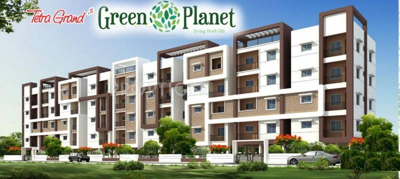 Images for Elevation of Tetra Green Planet