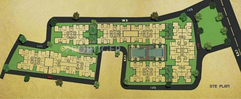Images for Layout Plan of Jain Dream Exotica